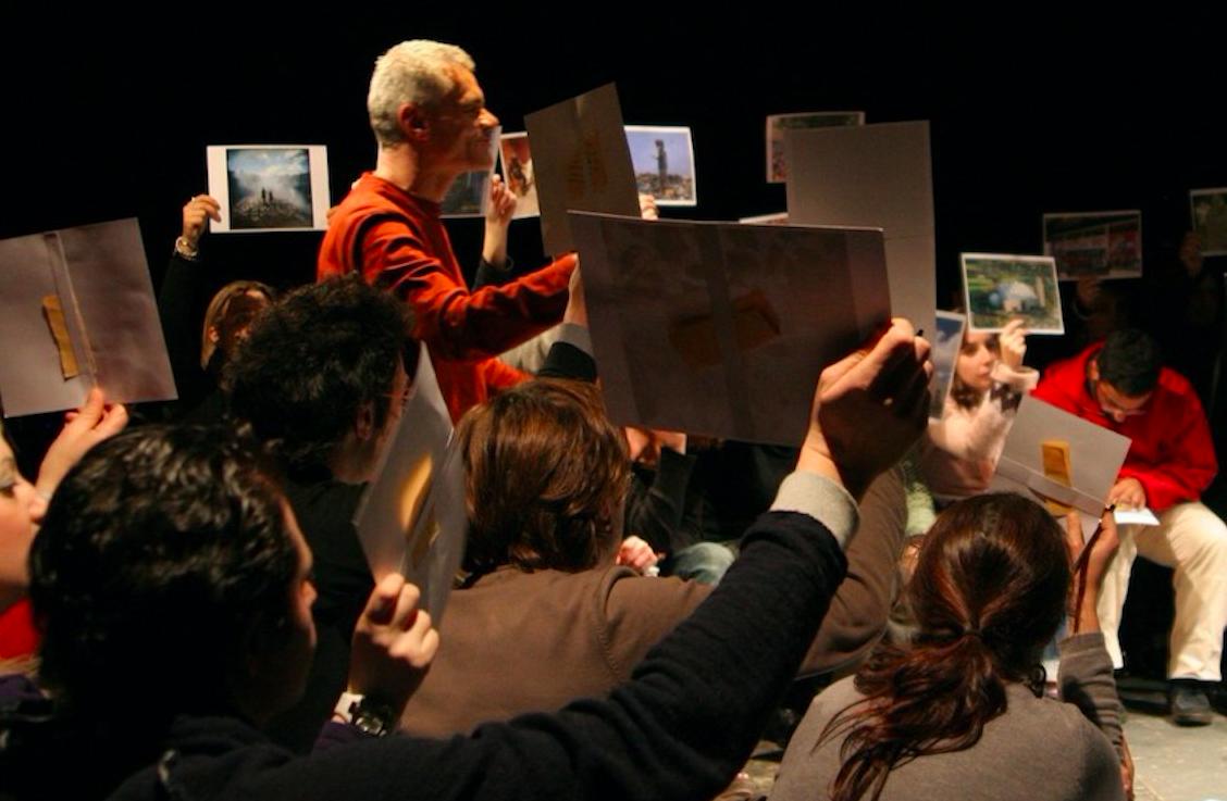 orso di alta formazione teatro e community building